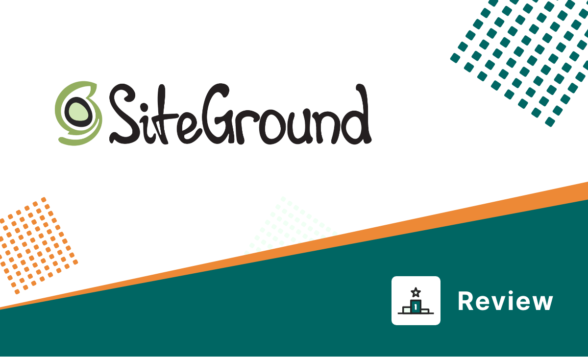 A complete review on SiteGround's Web hosting!