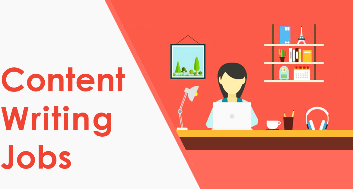 what is content writing job?