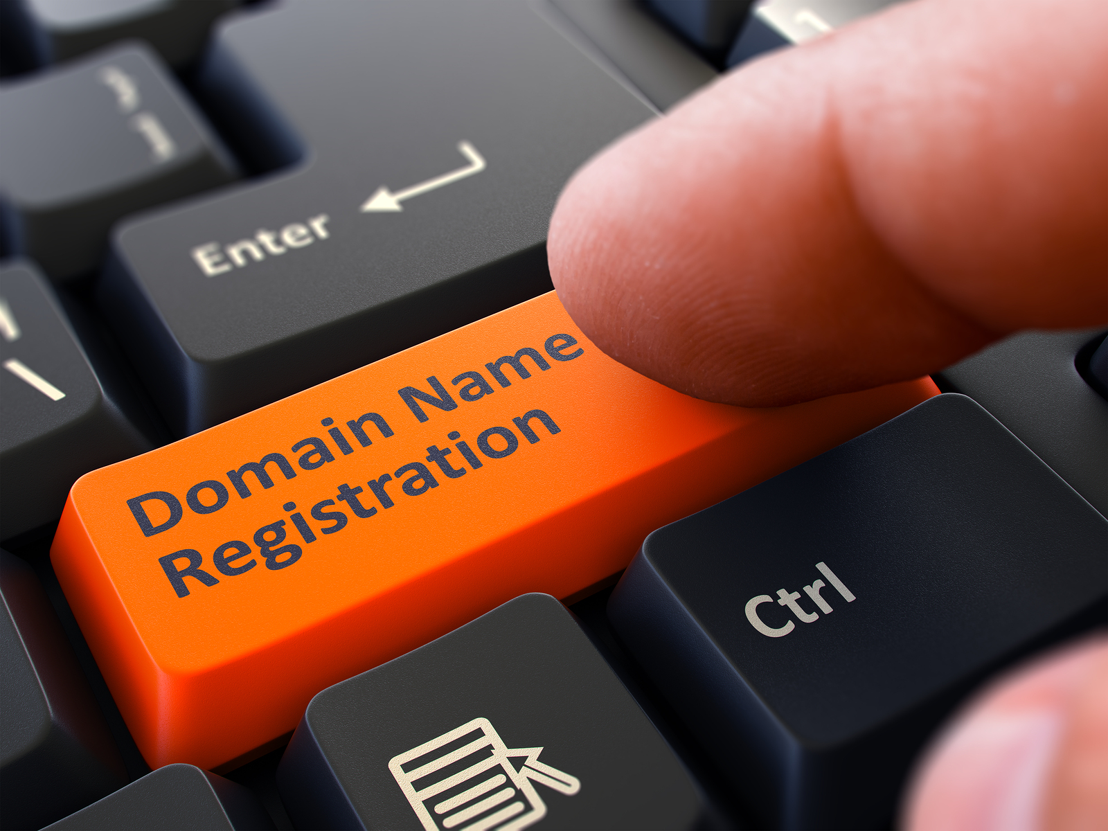 How to buying domain name?