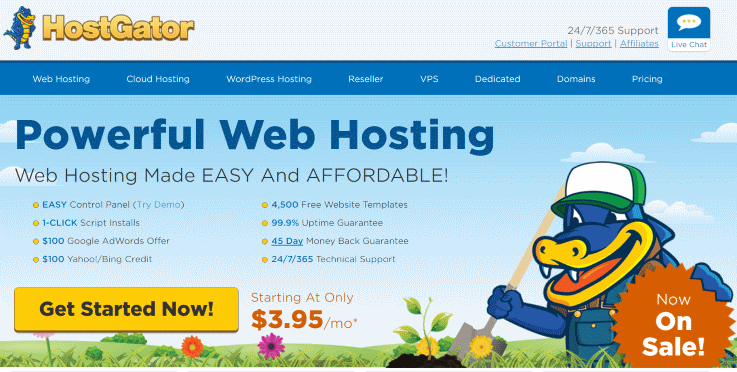 HostGator Review – Why People Love/Hate It?