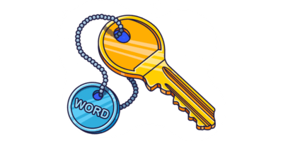 Why is it important to select effective keywords for your website?